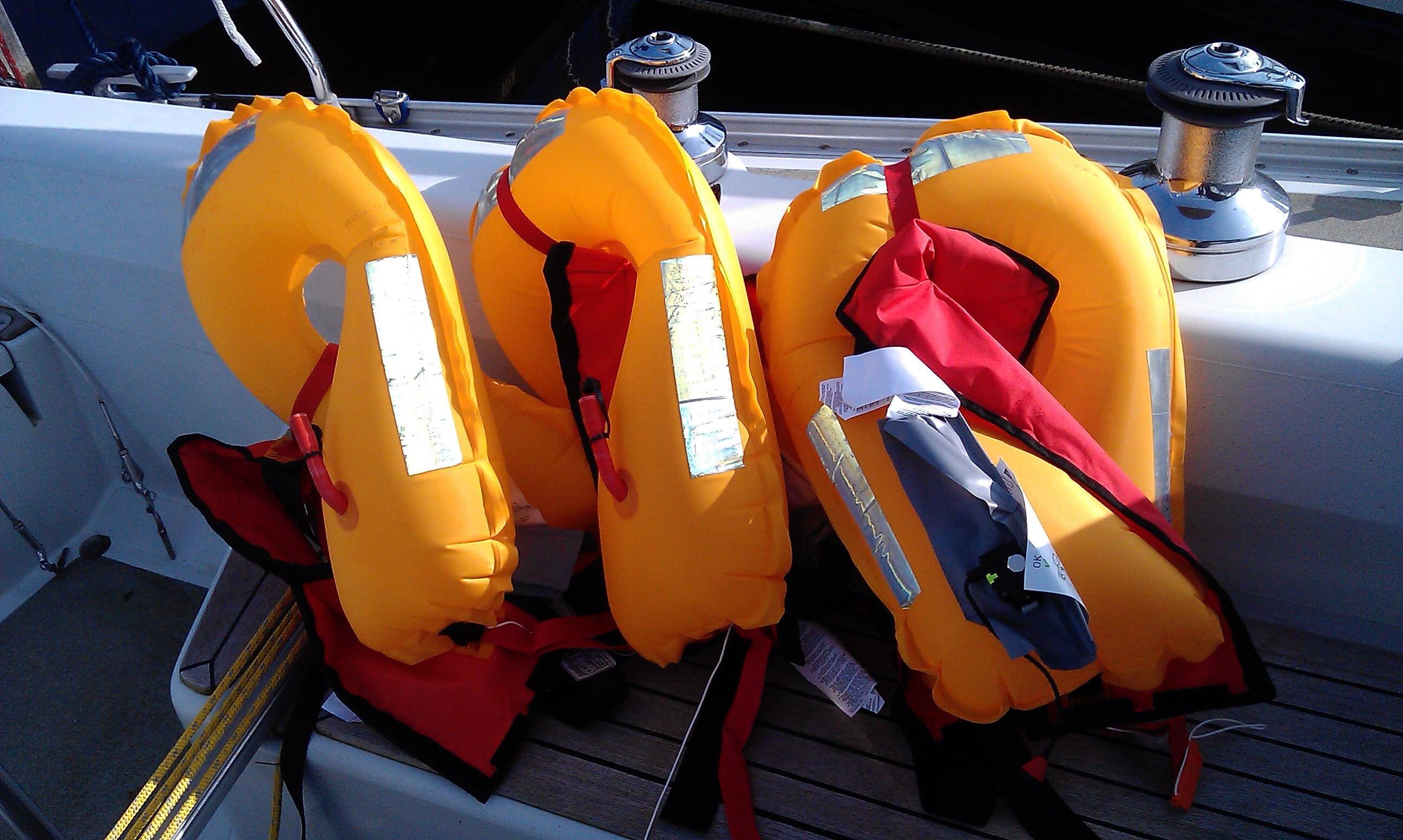 reddingsmiddelen Jachthaven Hindeloopen