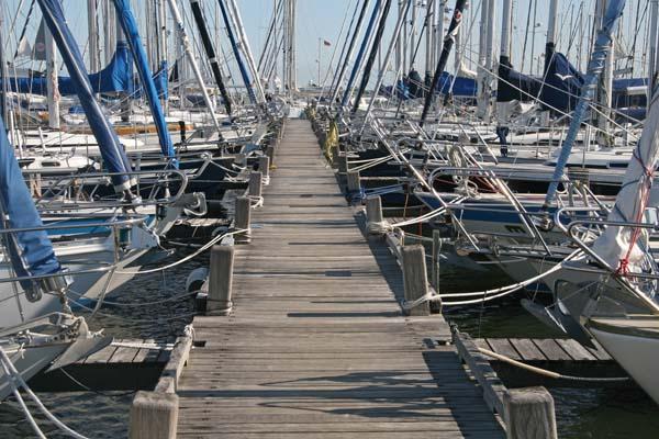 Jachthaven Hindeloopen ligplaatsen