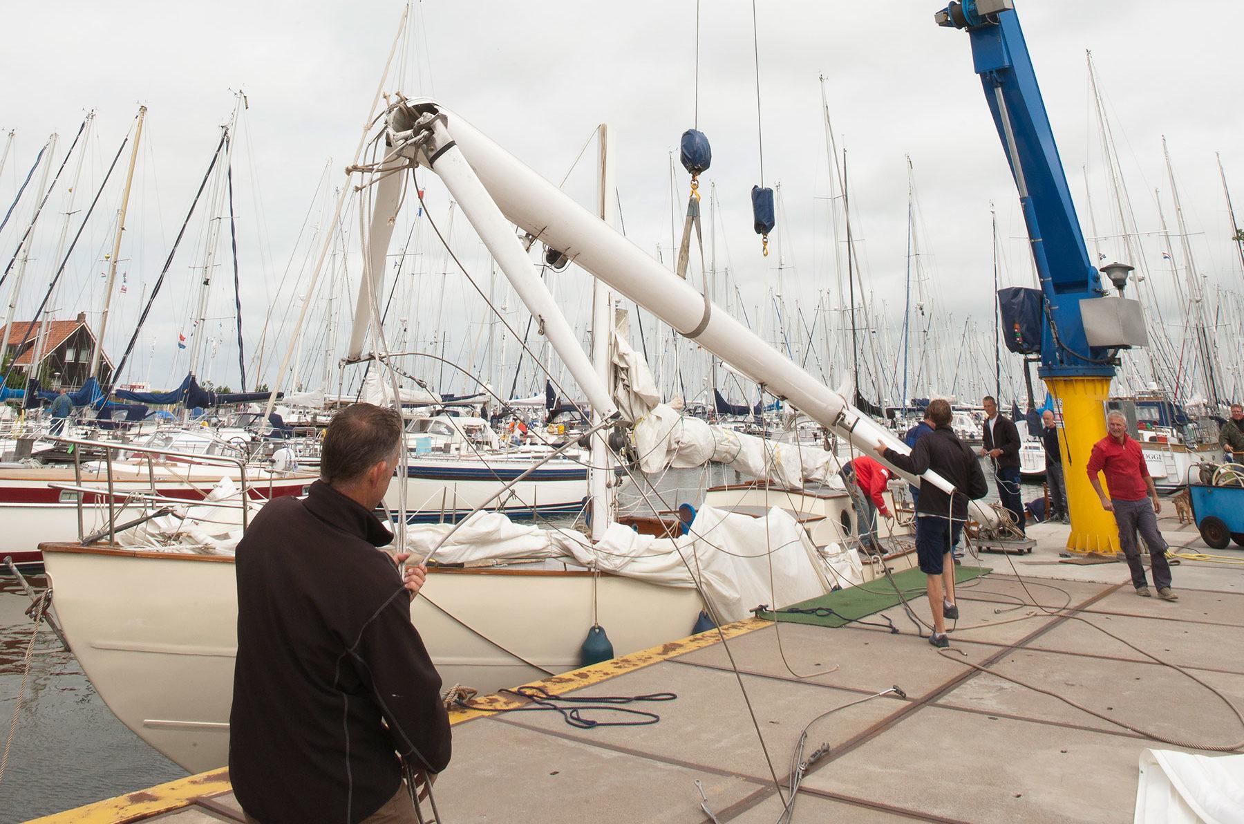Yachtservice & Refit Jachthaven Hindeloopen